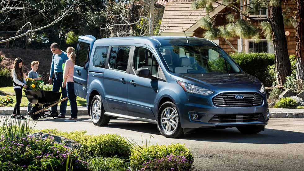 Ford Transit Connect Wagon: así es la nueva furgoneta familiar con 5 o 7 plazas