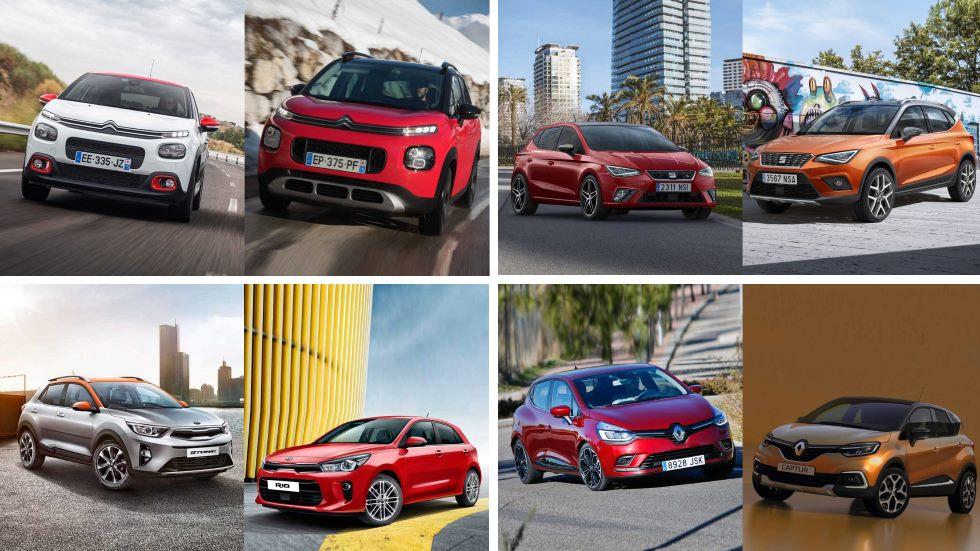 SUV pequeños vs utilitarios: ¿qué elegir? Sus consumos, frente a frente