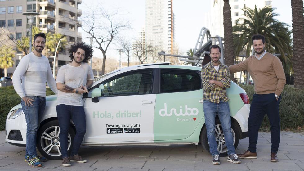 Dribo: la primea app para sacarte el carné de conducir sin pisar la autoescuela