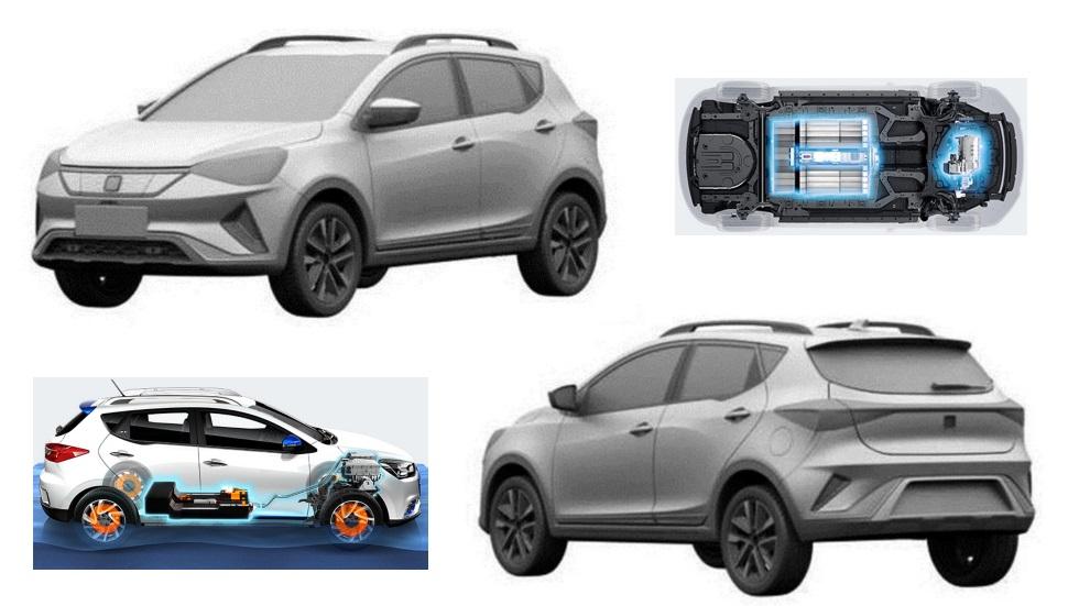 El primer coche eléctrico de Seat será este SUV chino en 2019
