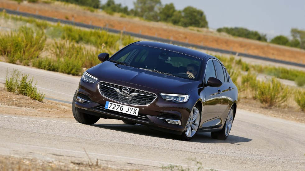 Opel Insignia Grand Sport 2.0 Turbo 4x4 AT8: opiniones y consumo real