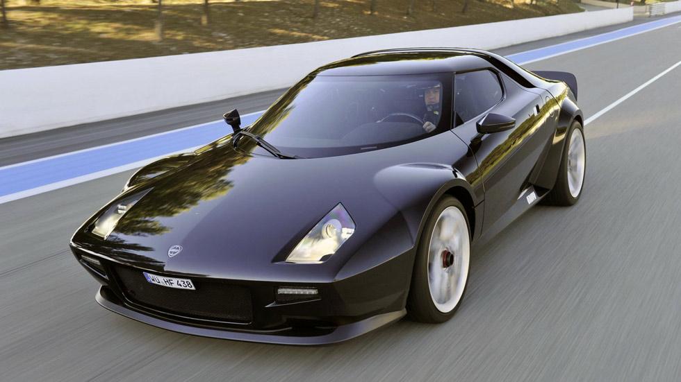 El deportivo clásico Lancia Stratos vuelve con una edición especial