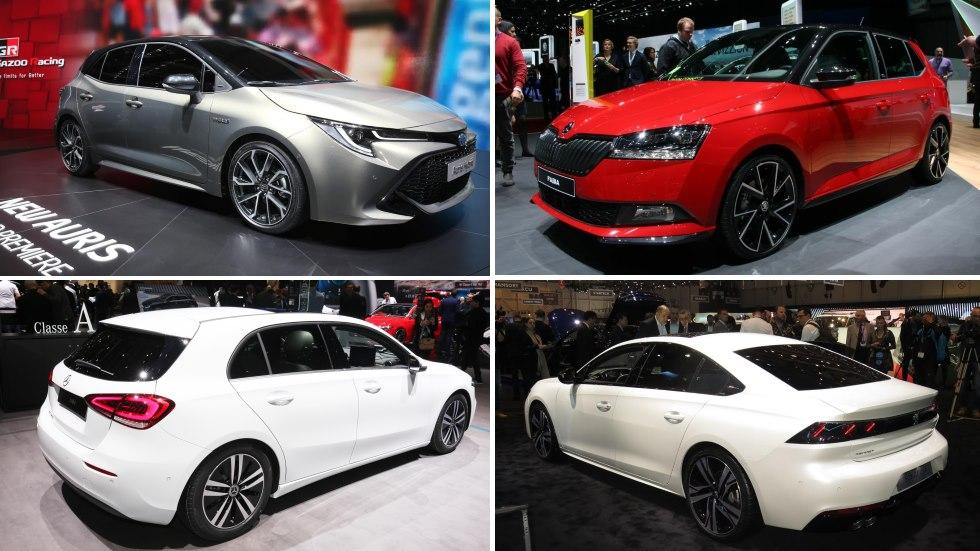 Salón de Ginebra 2018: todas las novedades de coches y SUV