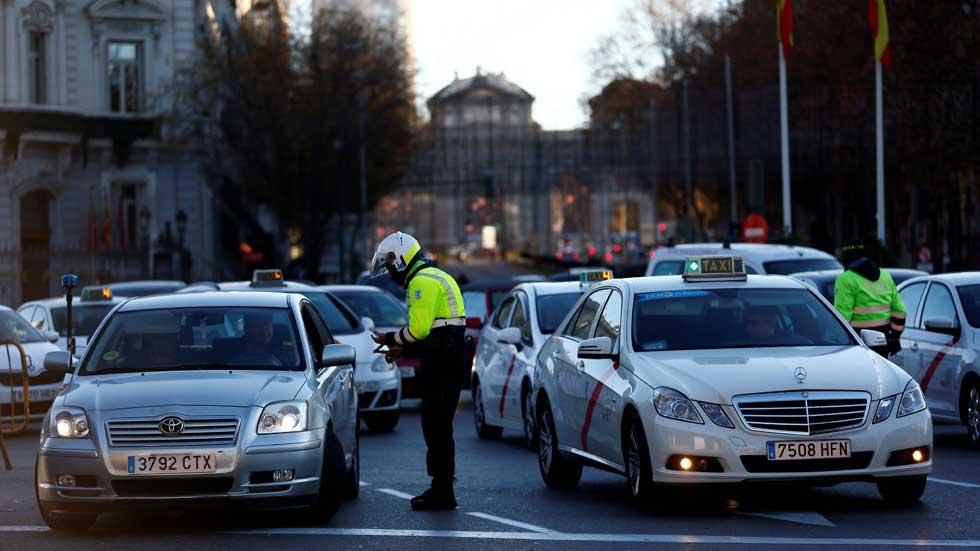 Las nuevas medidas de tráfico y circulación de Madrid, contra la seguridad vial