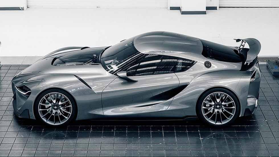 Toyota Supra: el gran deportivo japonés, directo al Salón de Ginebra
