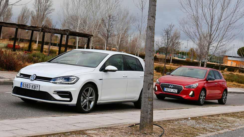 Hyundai i30 1.4 T-GDi vs VW Golf 1.5 TSi: ¿cuál es mejor?