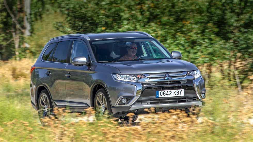 Mitsubishi Outlander MPI 200: a prueba un SUV de gasolina con 7 plazas