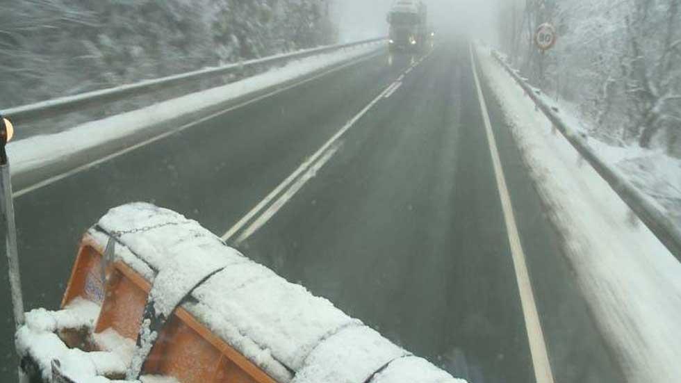 Dudas: la sal en la carretera, los daños que puede provocar en los coches