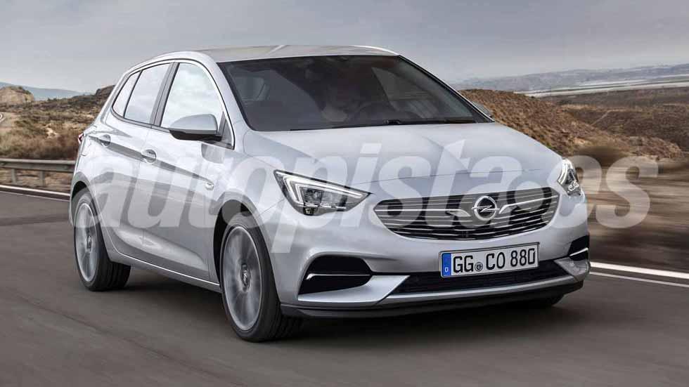 Opel Corsa 2019: fabricado en Zaragoza y con versión 100% eléctrica, así será