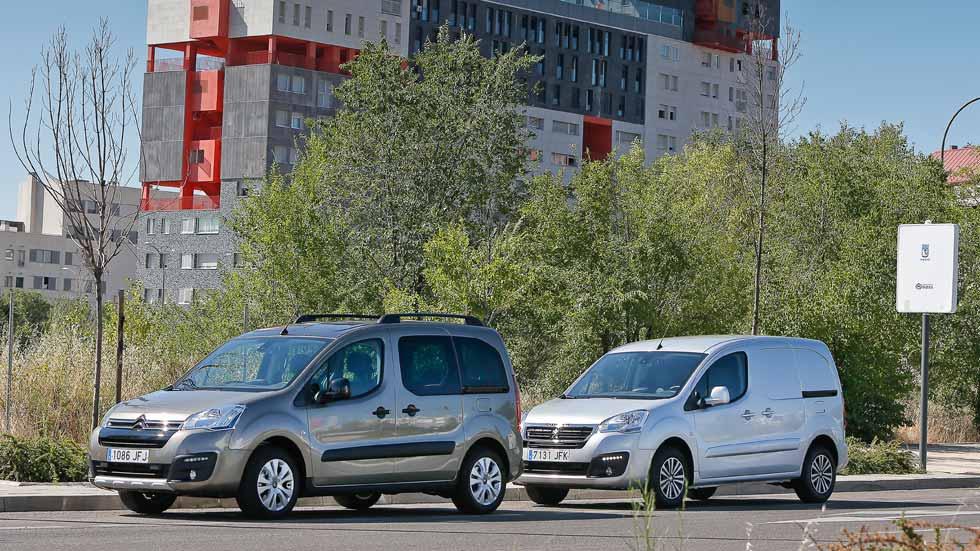 Las ventas de vehículos comerciales crecen más de un 16 por ciento