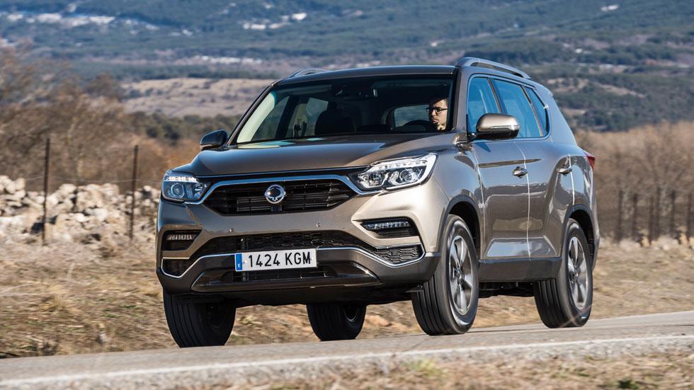 SsangYong Rexton 2018: primera prueba y precios del nuevo SUV