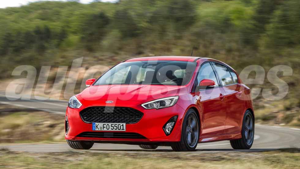 Ford Focus 2018: así es el nuevo compacto, filtrado ya sin camuflaje