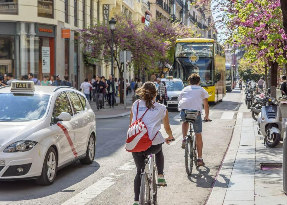 Así es la tecnología que evitaría accidentes con ciclistas: han subido un 300% en 20 años