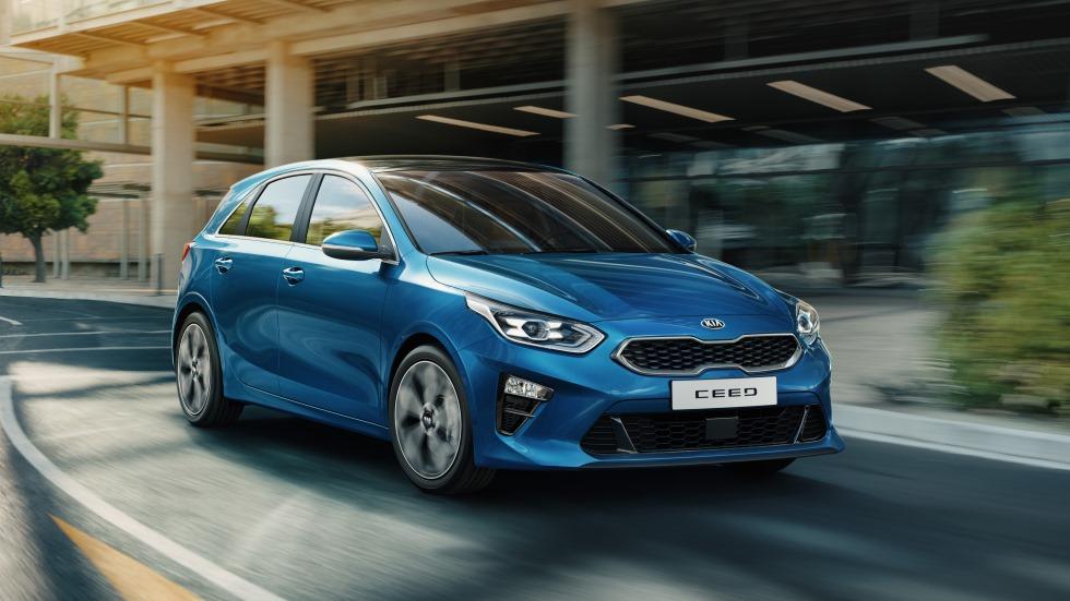 Kia Ceed 2018: todos los datos, gama y fotos oficiales del nuevo compacto