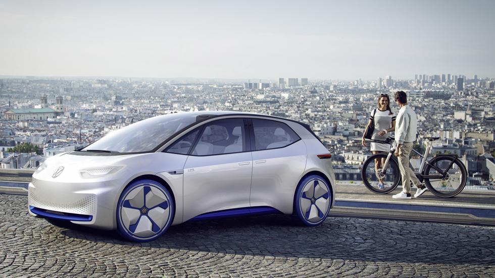 """Volkswagen """"copiará"""" a Apple para el desarrollo de sus coches eléctricos"""