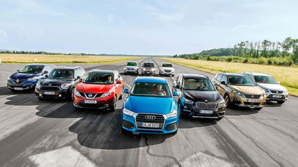 Los 10 SUV que menos gastan por categorías: consumos reales