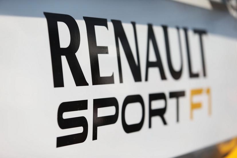 McLaren pone en marcha su motor Renault