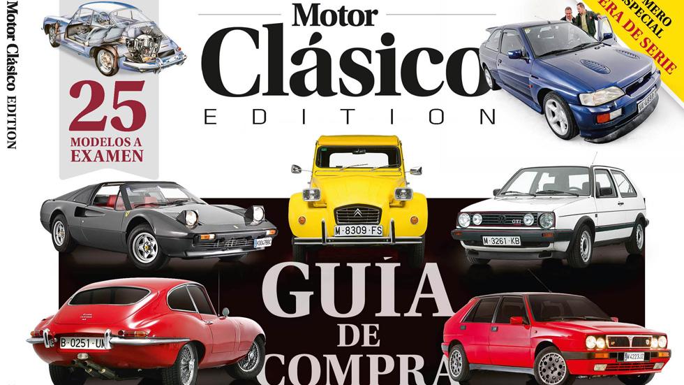 "MOTOR CLÁSICO EDITION ""Guía de Compra"": 25 modelos clásicos a examen"