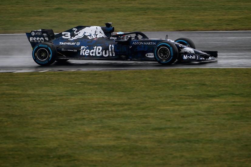 Primeras imágenes del Red Bull RB14