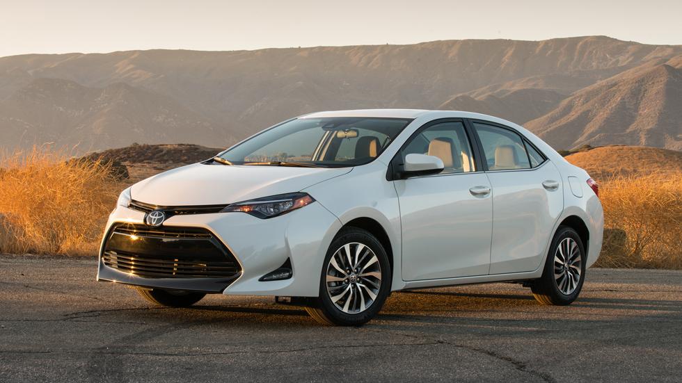 Los 50 coches más vendidos en todo el mundo en 2017