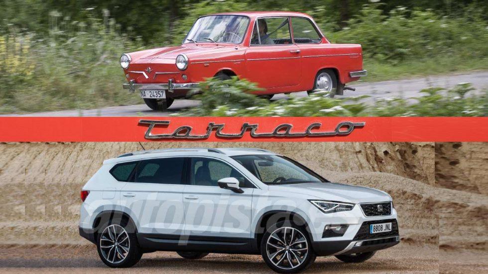 Seat Tarraco: ni el primer Seat con ese nombre, ni el primer coche de Tarragona