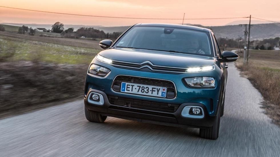 Citroën C4 Cactus: confort avanzado, a prueba