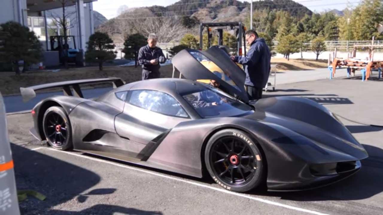 Aspark Owl: el coche eléctrico más rápido… ¿capaz de batir a Tesla?
