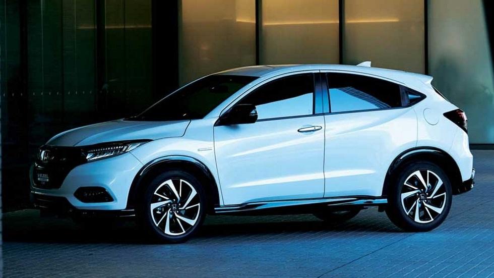 Honda HR-V 2018: el pequeño gran SUV se renueva