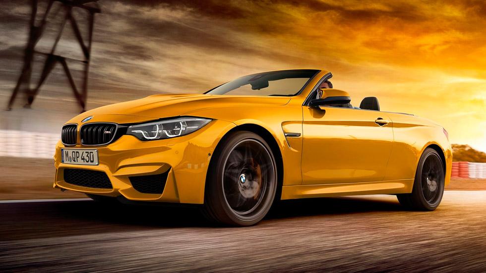 BMW M4 Convertible 30 aniversario, ¡sólo para 300 clientes!