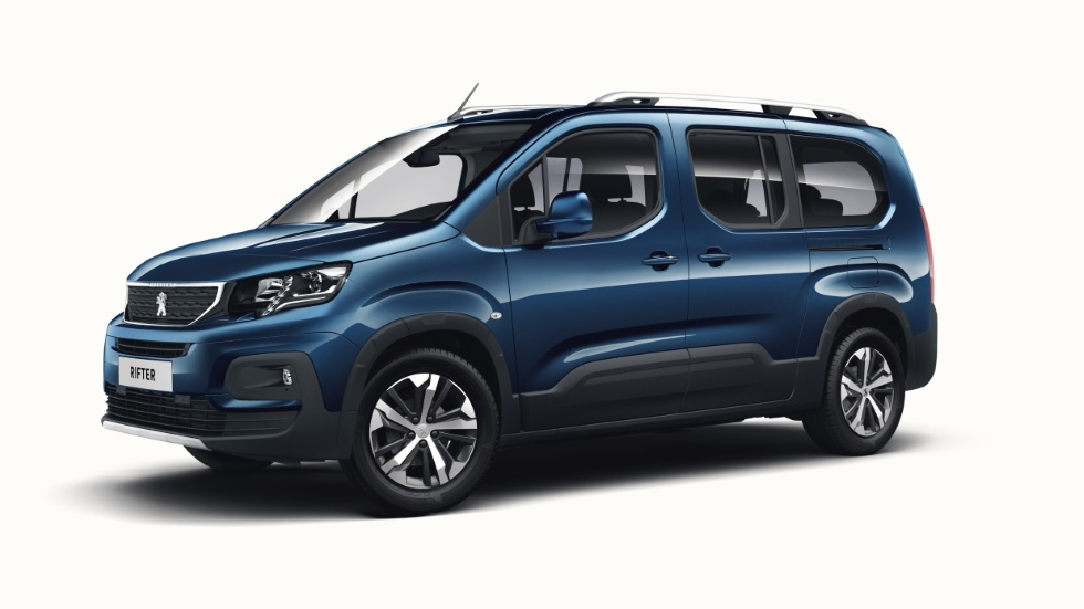 Peugeot Rifter: familiar multiusos, sustituto del Partner y con genes del SUV 3008