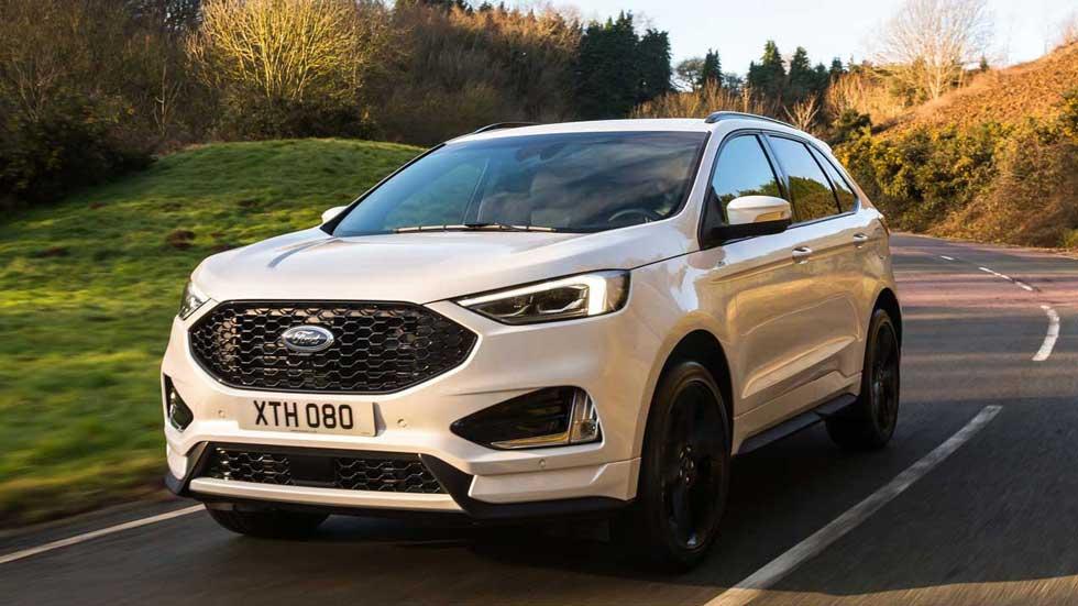 Ford Edge 2018: el gran SUV se actualiza