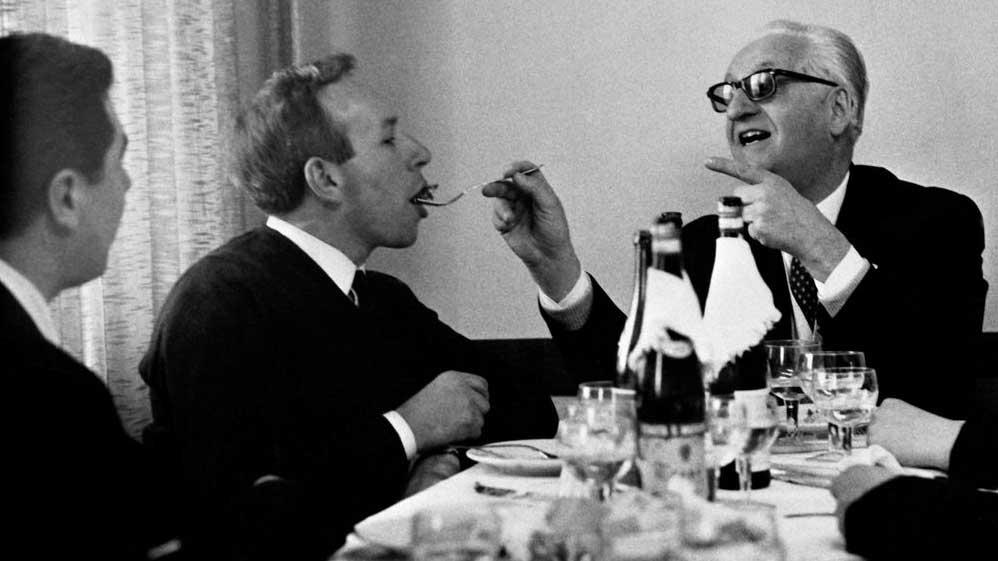 Enzo Ferrari: toda su historia en una exposición fotográfica