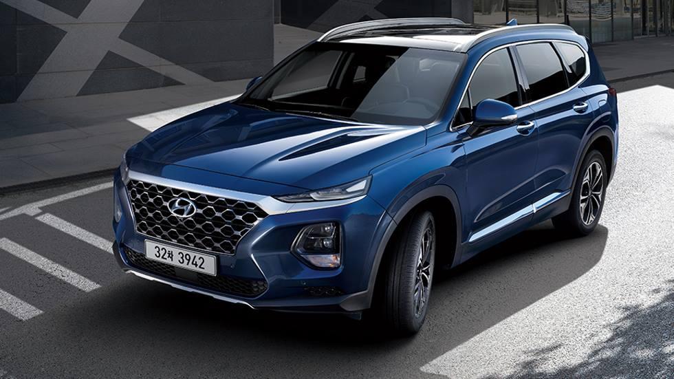 OFICIAL: Hyundai Santa Fe 2018, así es el nuevo gran SUV en fotos y vídeo