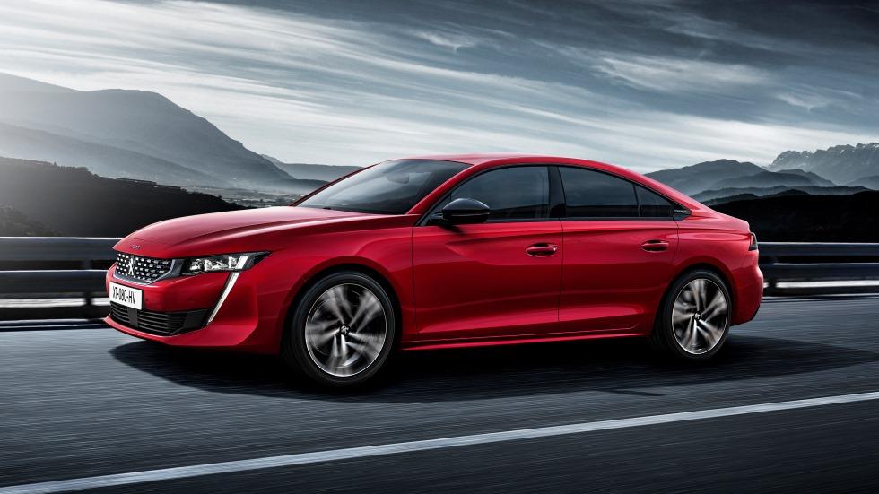 OFICIAL: Peugeot 508, todos los datos, fotos y gama de la nueva berlina