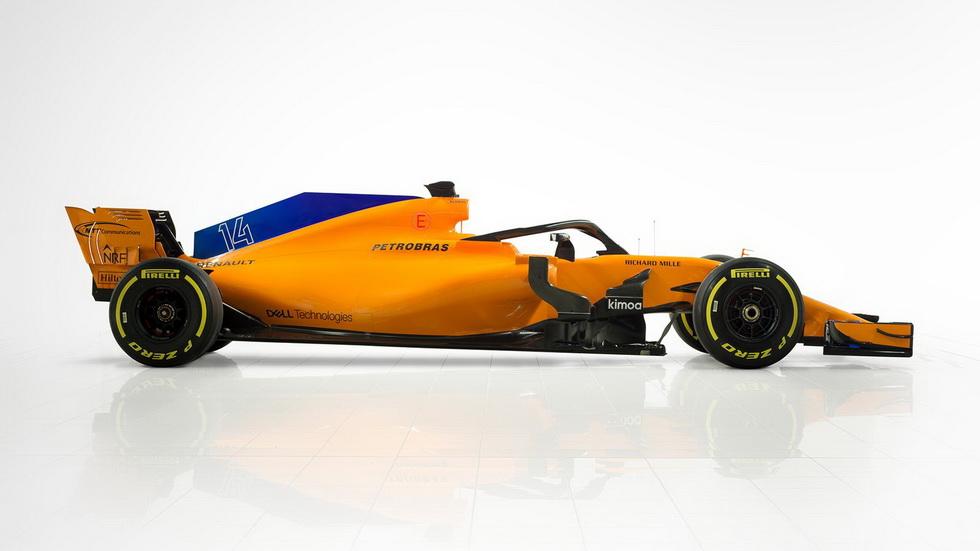 Así es el McLaren MCL33: el nuevo Fórmula 1 de Fernando Alonso (VÍDEO)