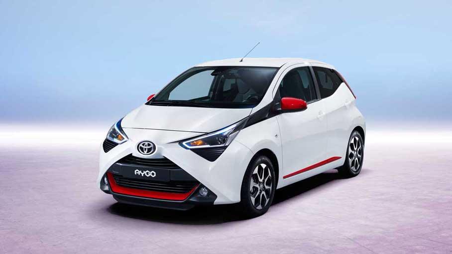 Toyota Aygo 2018: el ciudadano se renueva para Ginebra