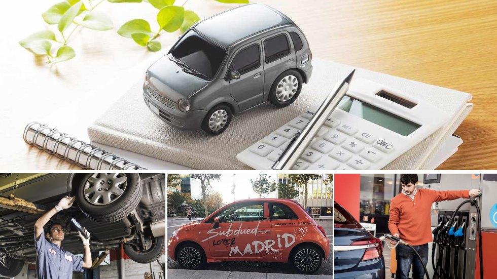 Cómo ahorrar (y ganar) dinero con tu coche: seguro, combustible, anuncios, alquiler…