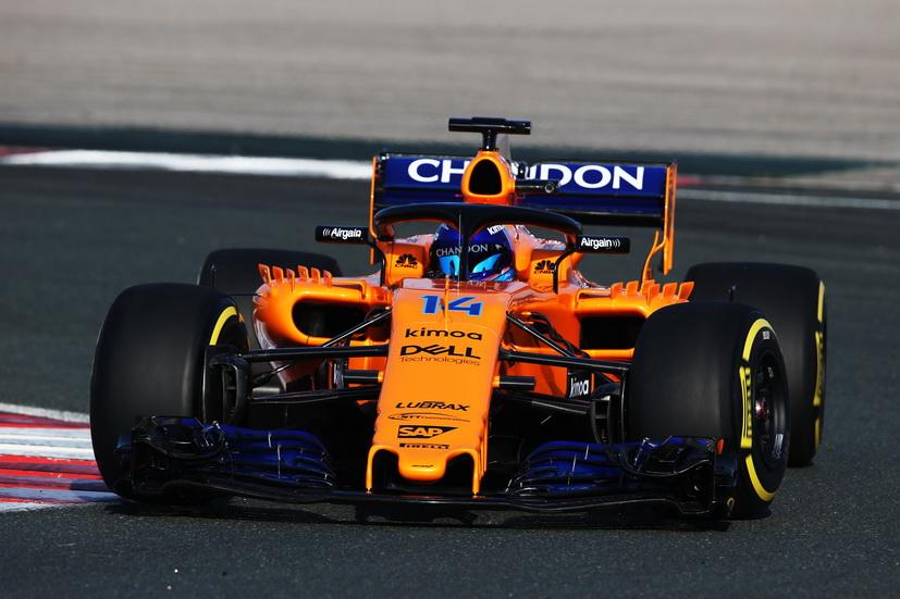 Arranca la pretemporada de F1 en el Circuit de Catalunya