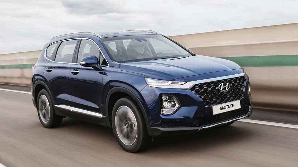 Hyundai Santa Fe 2018: todos los datos y gama del nuevo gran SUV