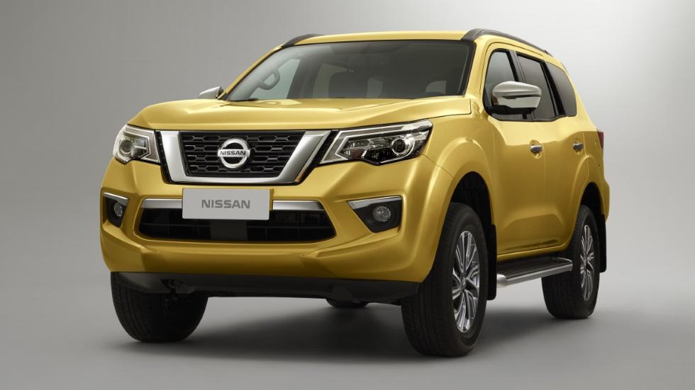 Nissan Terra: fotos y vídeo oficiales del nuevo SUV hermano del Qashqai