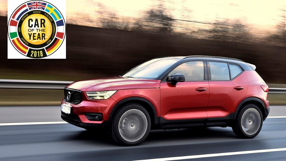 Coche del Año en Europa 2018: opiniones y claves del finalista Volvo XC40