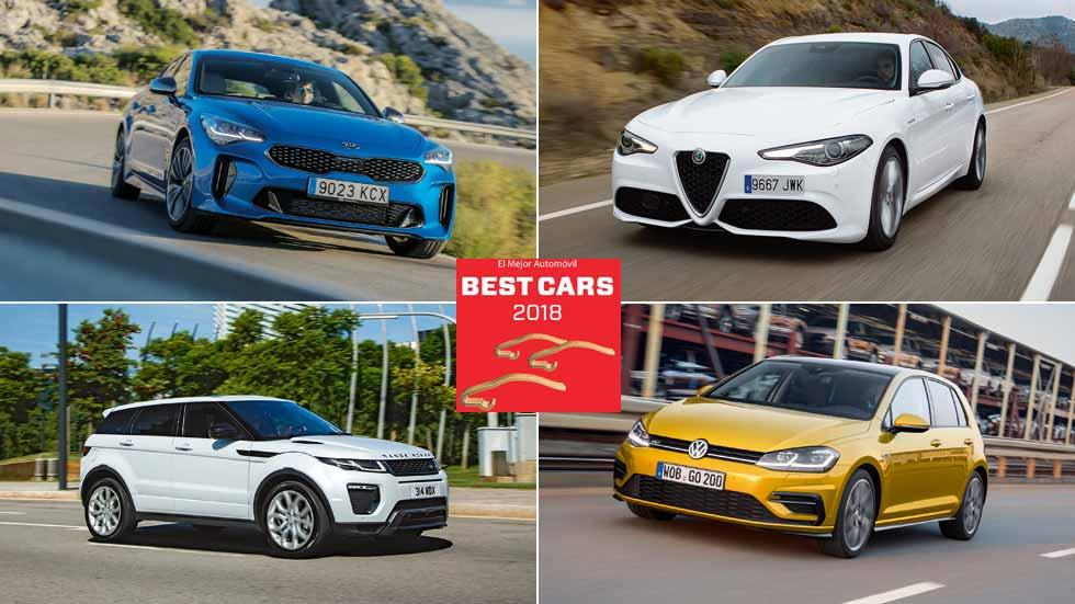 Premios Best Cars 2018: todos los coches ganadores en España