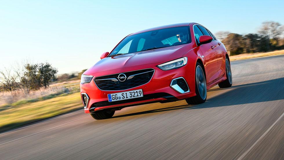 Opel Insignia GSi 2018: prueba y precio de la interesante berlina deportiva