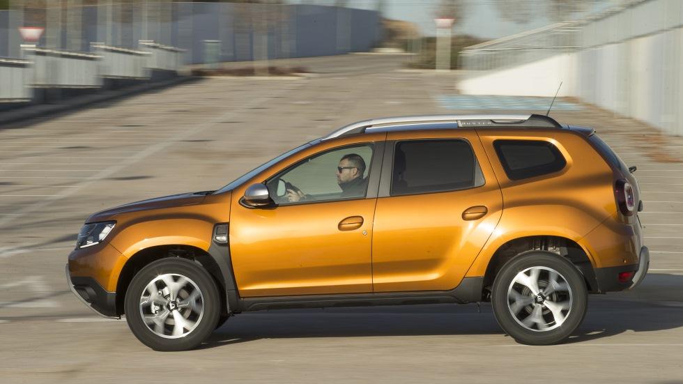 Dacia Duster dCi/110: probamos uno de los SUV más baratos… y recomendables