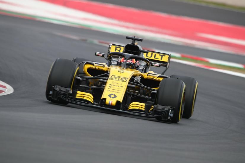 Test F1 Barcelona (martes): Carlos Sainz dio 65 vueltas