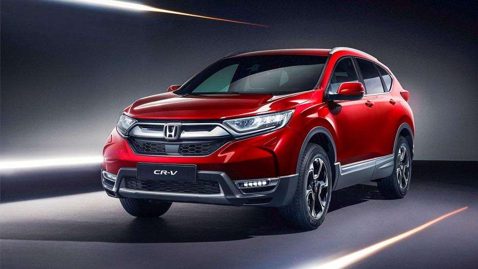 Honda CR-V 2018: toda la información del nuevo SUV