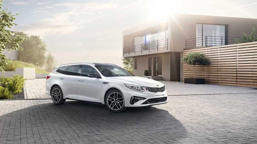 Kia Optima 2018: novedades en diseño, motores, equipamiento...