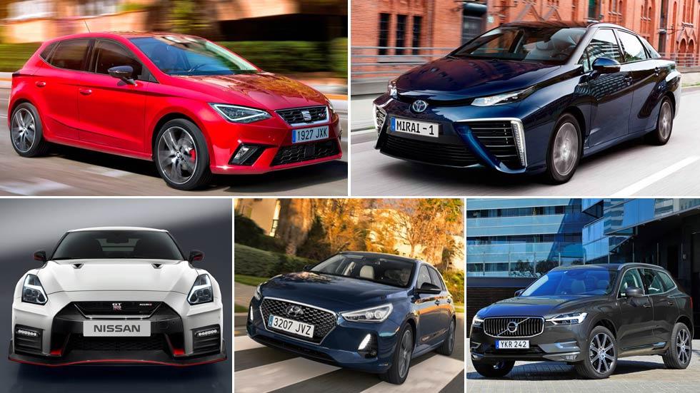 Premios Motorpress 2018: los mejores coches del año
