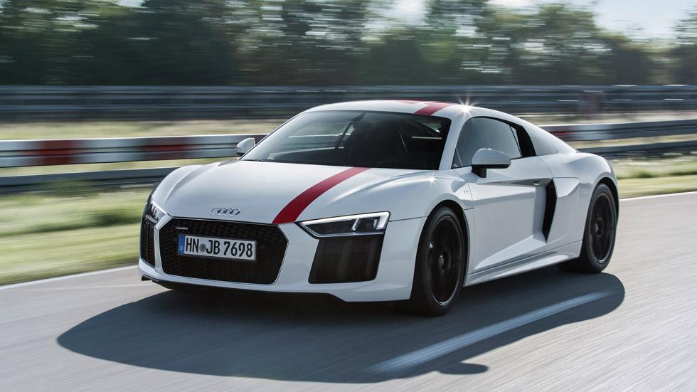 Audi R8 V10 RWS de propulsión trasera, ya a la venta desde 168.500 euros