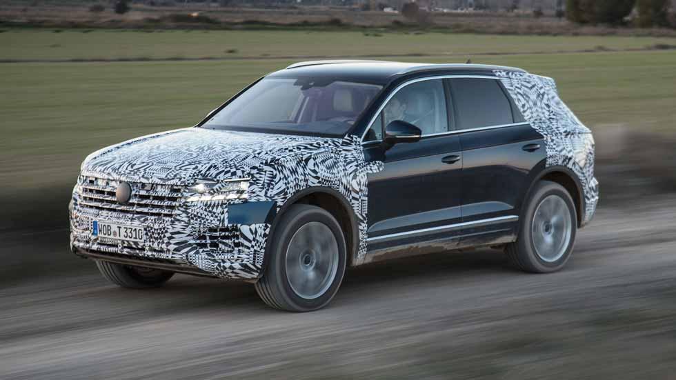Volkswagen Touareg 2018: probamos la tercera generación del gran SUV